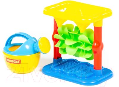 Набор игрушек для песочницы Полесье Песочная мельница №2 / 69894