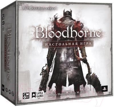 Настольная игра Лавка Игр Bloodborne. Настольная игра / ББН001