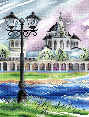 Набор для вышивания М.П.Студия Великий Новгород / М-444М