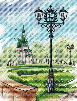 Набор для вышивания М.П.Студия Нижний Новгород / М-447М