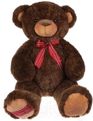 Фото - Мягкая игрушка Fluffy Family Мишка Грант / 681870 мягкая игрушка fluffy family мишка зефирка голубая 19 см 681866