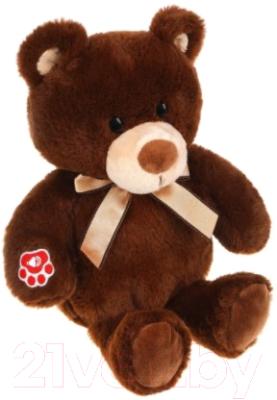 Фото - Мягкая игрушка Fluffy Family Мишка Шоколадка / 681664 мягкая игрушка fluffy family мишка зефирка голубая 19 см 681866