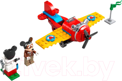 Конструктор Lego Disney Винтовой самолет Микки 10772