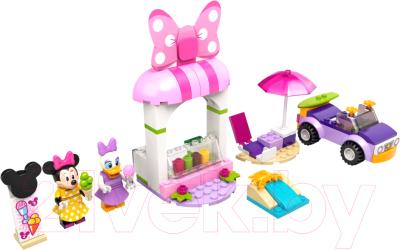 Конструктор Lego Disney Магазин мороженого Минни 10773