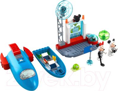 Конструктор Lego Disney Космическая ракета Микки и Минни 10774