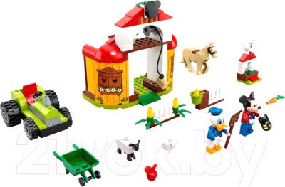 Конструктор Lego Disney Ферма Микки и Дональда 10775