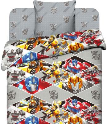 Комплект постельного белья ВАСИЛЕК Трансформеры. Тинейджер 9933 / 225631