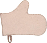 Рукавица для бани Главбаня Б431 -