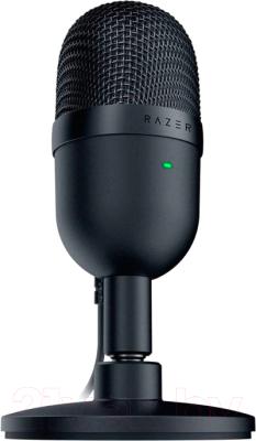 Микрофон Razer Seiren Mini / RZ19-03450100-R3M1 микрофон razer seiren x черный [rz19 02290100 r3m1]