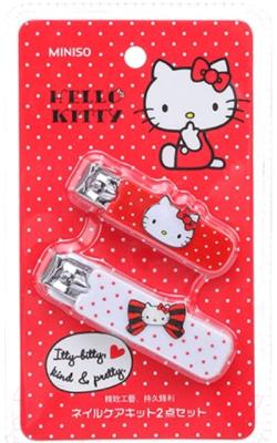 Маникюрный набор Miniso Sanrio Hello Kitty / 3512