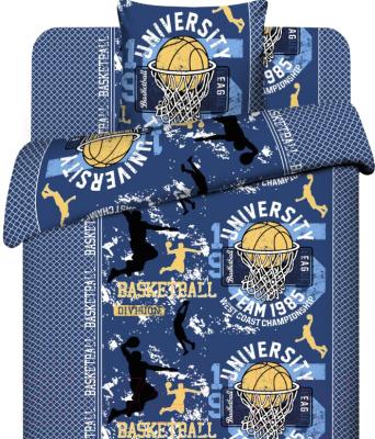 Комплект постельного белья Твой Стиль Баскетбол 9381/1 / 203790