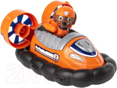 Корабль игрушечный Spin Master Paw Patrol На воздушной подушке со щенком Зума / 6061803