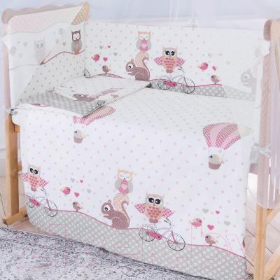 Комплект постельный в кроватку Баю-Бай Раздолье / К70-Р1 баю бай
