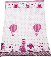 Одеяло детское Баю-Бай Раздолье / ОД01-Р1 (розовый) -