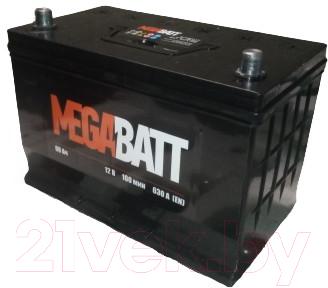 Автомобильный аккумулятор Mega Batt JIS R+ 630A / 6СТ-90NR