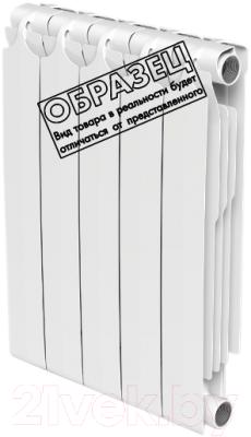 Радиатор биметаллический ТЕПЛОПРИБОР BR 500/90