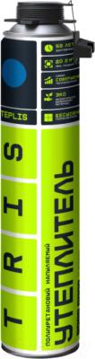 Утеплитель напыляемый Tris Teplis
