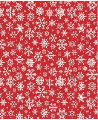 Скатерть JoyArty Рождественские снежинки / tc_52801