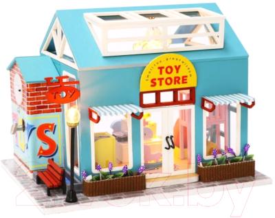 Кукольный домик Hobby Day Магазин игрушек / M904