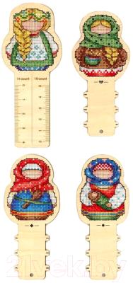 Набор для вышивания М.П.Студия Русские обереги / О-005М