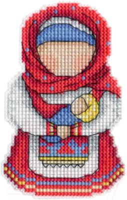 Набор для вышивания М.П.Студия Оберег. Материнство / Р-150М