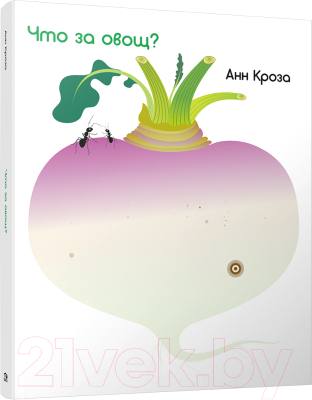 Развивающая книга Попурри Что за овощ? александра копецкая иванова я не овощ или о дцп