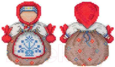 Набор для вышивания М.П.Студия Оберег. Кубышка / Р-152М