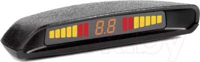 Парковочный радар ParkMaster 4-FJ-40 парковочный радар park master 238 wt