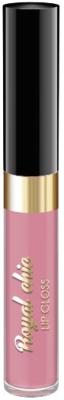 Блеск для губ Art-Visage Royal Chic тон 417 Пыльная роза