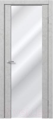 Дверь межкомнатная MDF Techno Dominika Loft 200 80х205