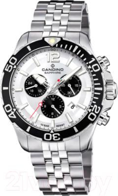 Часы наручные мужские Candino C4714/1 мужские часы candino c4514 3