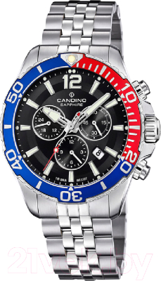 Часы наручные мужские Candino C4714/4 мужские часы candino c4514 3