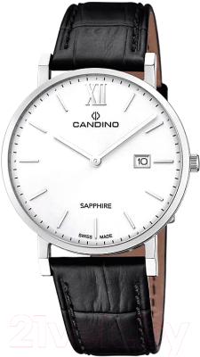 Часы наручные мужские Candino C4724/1 мужские часы candino c4514 3