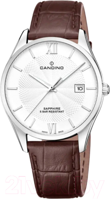 Часы наручные мужские Candino C4729/1 мужские часы candino c4514 3