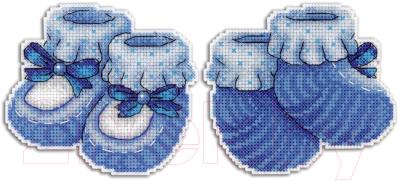 Набор для вышивания М.П.Студия Рождение наследника / Р-263М