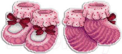 Набор для вышивания М.П.Студия Рождение принцессы / Р-264М