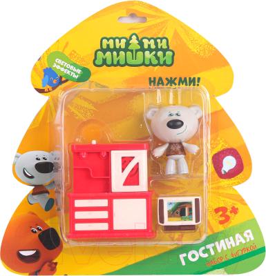 Игровой набор Ми-ми-мишки Тучка со светом / BBPS027B