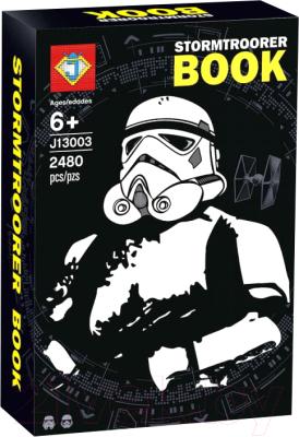 костюм клона командора коди star wars 36 38 Конструктор King Star Wars/Plan Книга коллекции Штурмовиков Star Wars / J13003