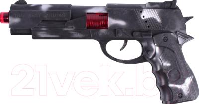 Пистолет игрушечный Darvish Трещотка М92-8 / DV-T-2451