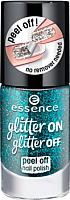 Лак для ногтей Essence Glitter On Glitter Off Peel Off Nail Polish тон 06 (8мл) -