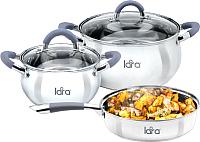 Набор кухонной посуды Lara LR02-102 -
