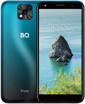 Смартфон BQ Fresh BQ-5533G (Sea Wave Blue)