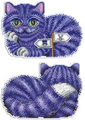 Набор для вышивания М.П.Студия Чеширский кот / Р-402М