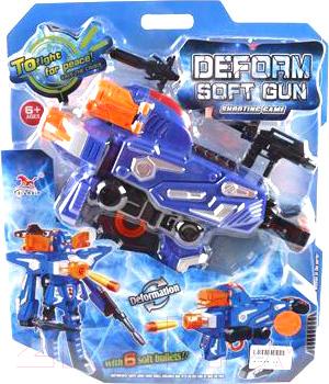 Игрушка-трансформер Toys Пистолет / 323-10B