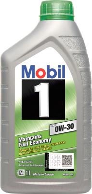 Моторное масло Mobil 1 ESP 0W30 / 153753 (1л)