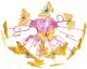 Люстра Citilux Бабочки CL603142 -