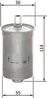 Топливный фильтр Bosch 0986450119 -