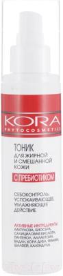 Тоник для лица Kora Для жирной и смешанной кожи