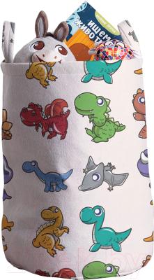 Корзина JoyArty Парад динозавров / toba_12649