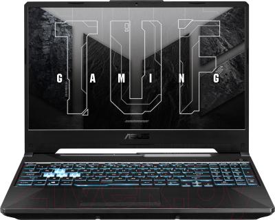 Игровой ноутбук Asus TUF Gaming F15 FX506HE-HN012